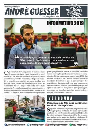 Informativo Andre Guesser 2019 Final Comp