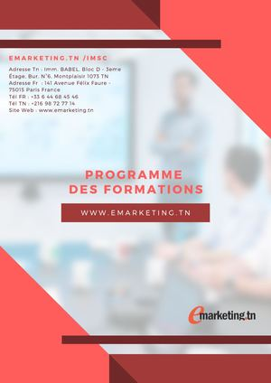 Formations Emarketing.Tn