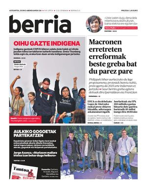 BERRIA / 2019-12-10
