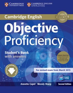 Calameo Students Book Objective Proficiency C1 C2 Workbook With Answers Cambridge University Press