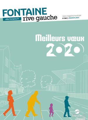 Fontaine Rive Gauche 346 Janvier 2020