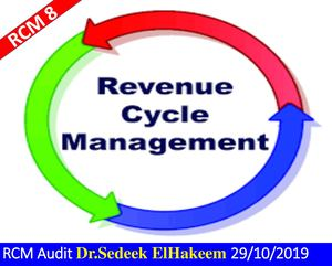 Hospital Revenue Cycle management 8