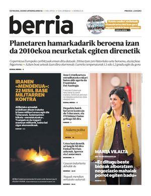 BERRIA / 2020-01-09