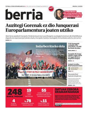 BERRIA / 2020-01-10