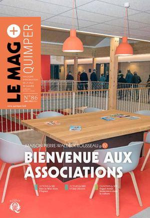 Le Mag+ Quimper n°86 - jan./fév. 2020