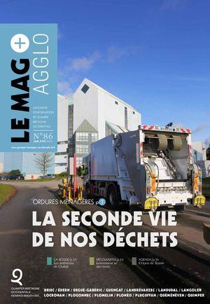 Le Mag+ Agglo n°86 - jan./fév. 2020
