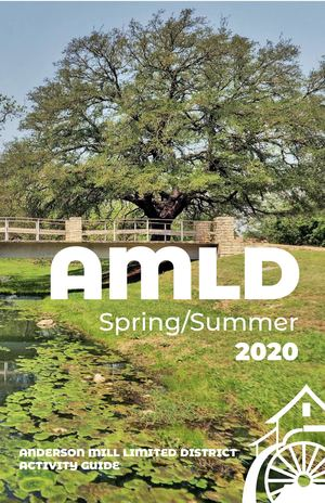 2020 Spring & Summer Activity Guide