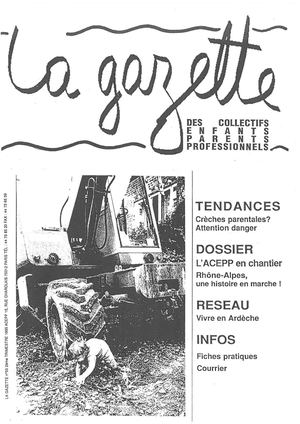 La Gazette 50 Avril1995