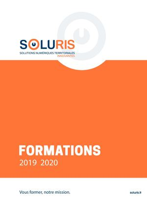Catalogue Soluris 2019 2020 15012020