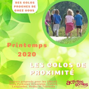 Catalogue Printemps 2020 Occitanie
