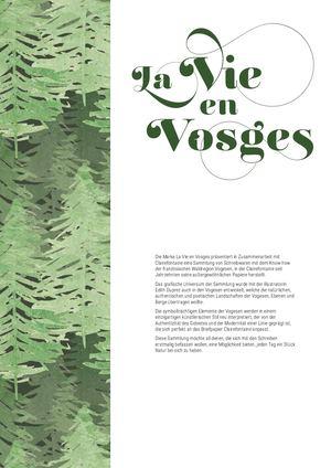 La Vie en Vosges 2020