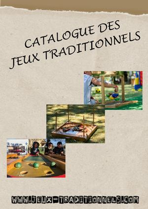 Catalogue Jeux traditionnels