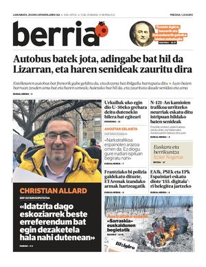 BERRIA / 2020-01-18