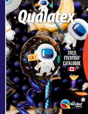 Qualatex Latex Balloons 43688-Q Ivory Silk 9 Off-White