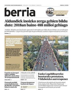 BERRIA / 2020-01-22