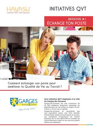 Initiative #1 - Echange ton poste