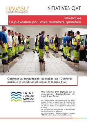 Initiative #4 - La prévention par l'éveil musculaire quotidien