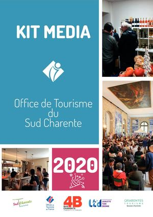 Kit Média 2020 Office De Tourisme Du Sud Charente