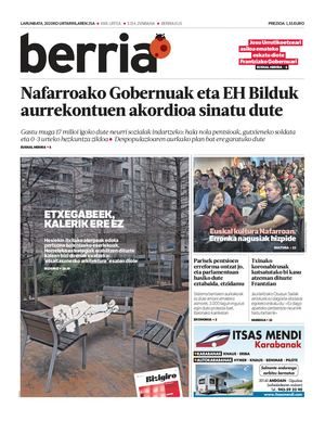BERRIA / 2020-01-25