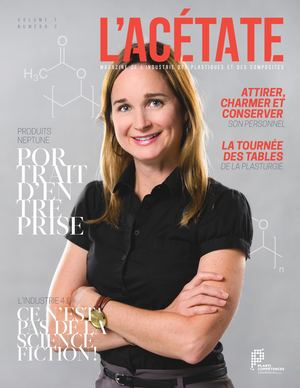 Magazine L'ACÉTATE Vol. 1 no.3