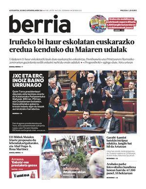 BERRIA / 2020-01-28