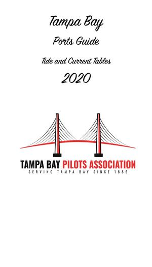 Tampa Bay Ports Guide 2020