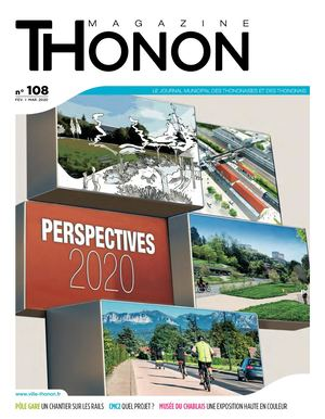 Thonon magazine n°108