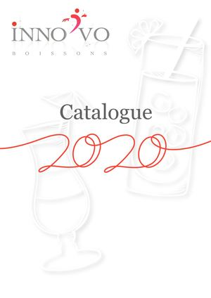 Inno'vo Catalogue 2020