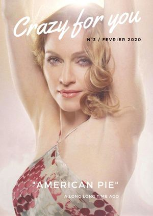 Crazy For You n°3 / février 2020