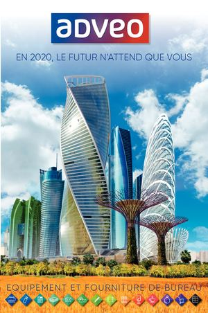 Catalogue général Adveo 2020