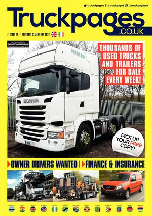 Truckpages Issue 14