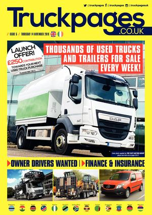 Truckpages Issue 5