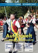 März / April 2020 © Stadtgemeinde Schwechat