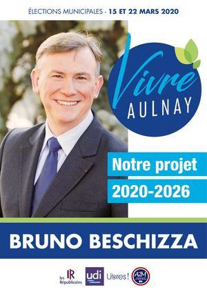 Calameo Notre Projet 2020 2026 Pour Vivre Aulnay Avec Bruno