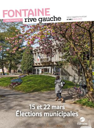 Fontaine Rive Gauche 348 Mars 2020