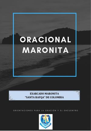 Oracional Maronita Editado A Tamaño Final