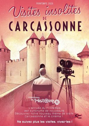 Programmation Carcassonne Printemps 2020