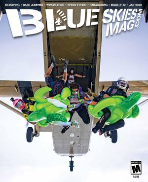Blue Skies Mag Issue 119