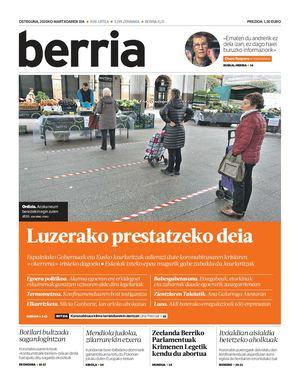 BERRIA / 2020-03-19