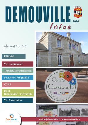 Mairie Demouville Bulletin Janvier 2020