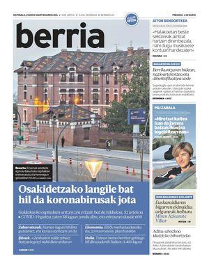 BERRIA / 2020-03-20