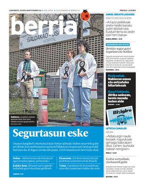 BERRIA / 2020-03-21