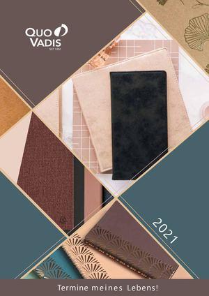 Exaclair Katalog 2020 - 2021 – Quo Vadis