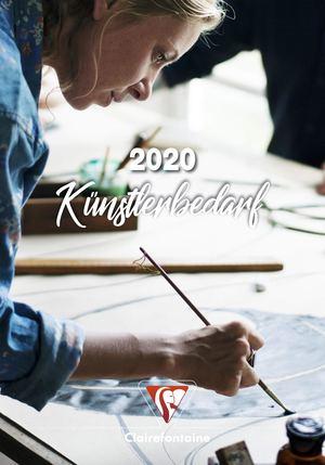 Künstlerbedarf 2020