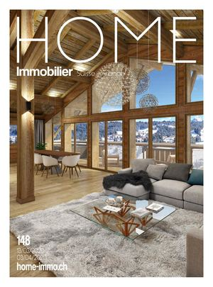 magazine home immobilier n°148 Geneve France