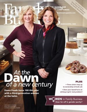 Family Business Magazine—May/June 2020