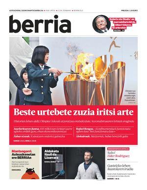 BERRIA / 2020-03-25