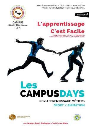 Affiches Campus Days