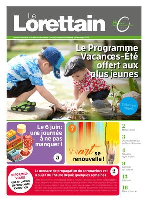 Journal Le Lorettain Printemps 2020