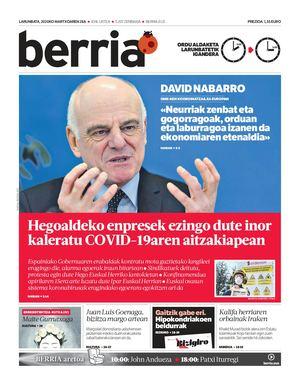 BERRIA / 2020-03-28